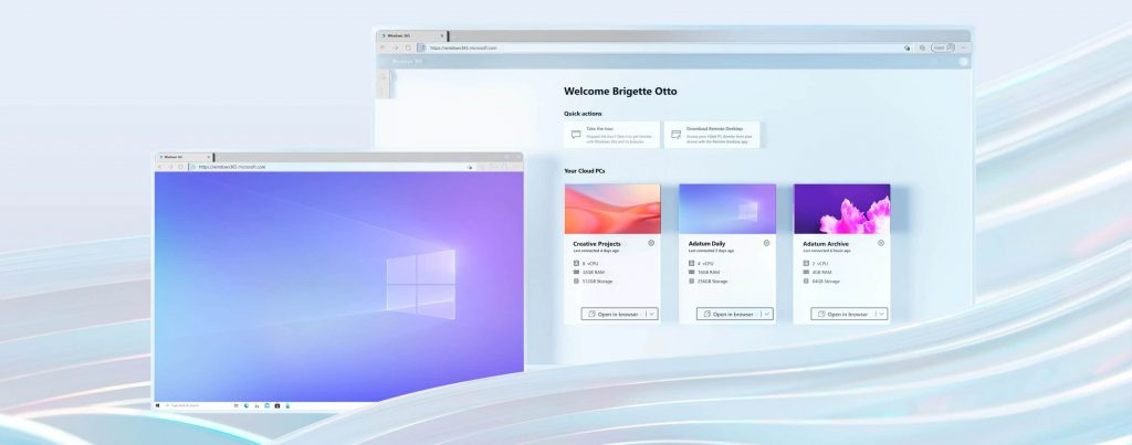 Windows 365 overview